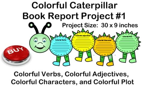 Adjectives for book reports